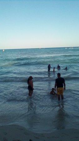 Mamitas Beach : Playa Mamitas