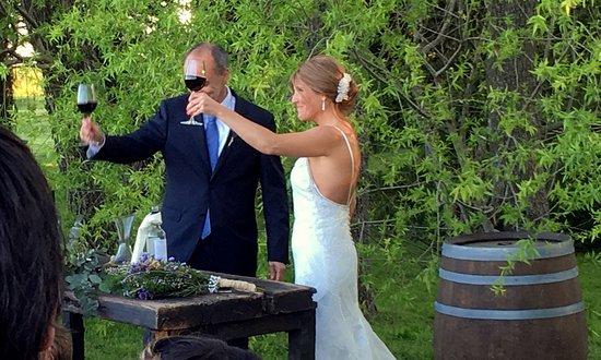 boda & vino