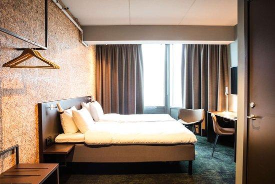 Comfort Hotel Kista: Spacious guest room