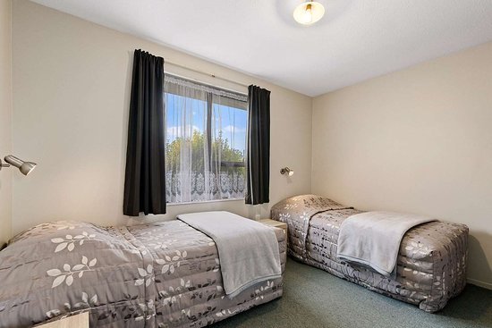 Guest room with two beds