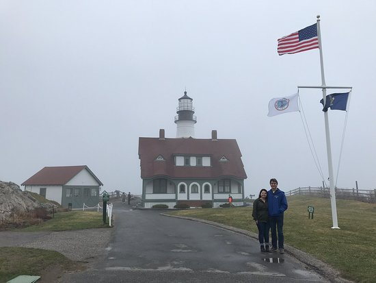 The Real Portland Tour: City and 3 Lighthouses Historical Tour with a Real Local: Had an awesome time learning some history of Portland, ME today!