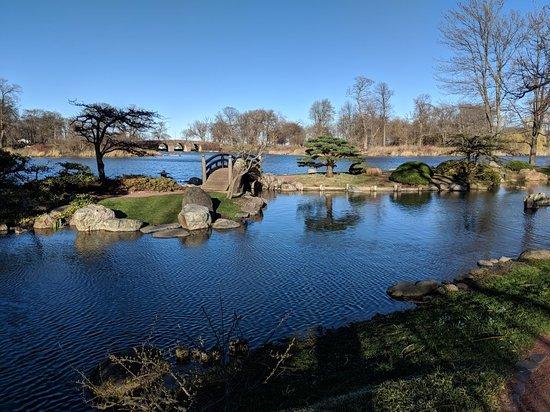 Jackson Park's Japanese Garden