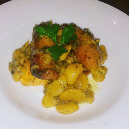 Wine with Me: Sausage with white beans