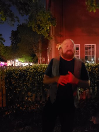 8PM Ghost Tour
