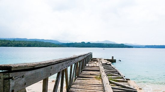 Malekula Island, Vanuatu: Once upon a time this jetty was used by hundreds of thousands of tourists cruising around the Pacific Islands on large cruise ships. Wala Island is only a small dot on the map in comparison to others islands in Vanuatu but some of the tradition and culture is so rich and deep in the lives of those still living on the island and families who have moved away that it becomes unique in its own right and a place that must be experienced by those looking for Vanuatu's heritage.