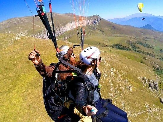 Free-Spirit paragliding school