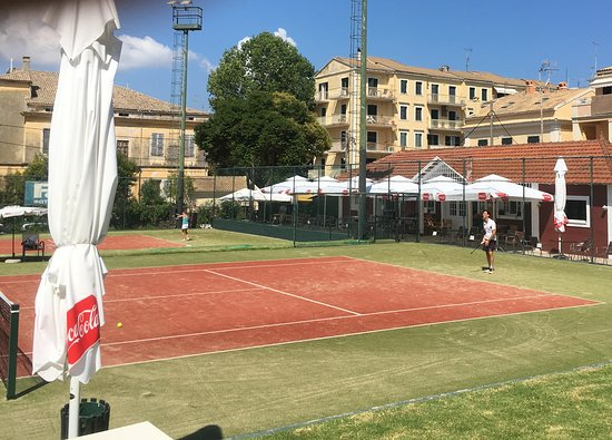 Corfu Lawn Tennis Club