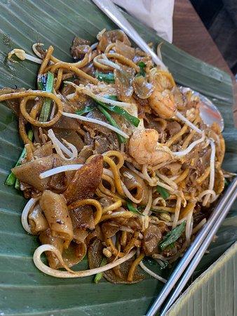 Sim's Kitchen: Fried Kuey Teow