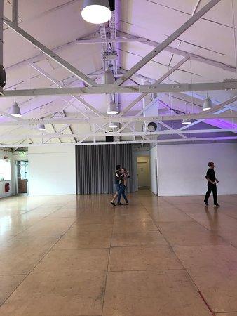 QuickSteps Dance Club Studio: The studio