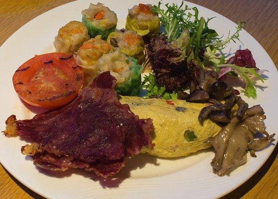 Vasco's: Breakfast