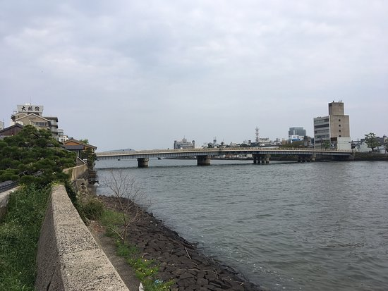 Matsue Ohashi Bridge