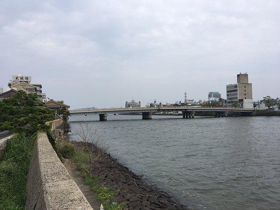 Matsue Ohashi Bridge