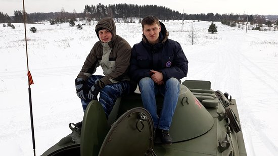 Would you like to ride BRDM 2 Tank?  Light russian tank of military intelligens.