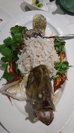 Zhejiang Heen: 浙江軒龍鬚桂魚