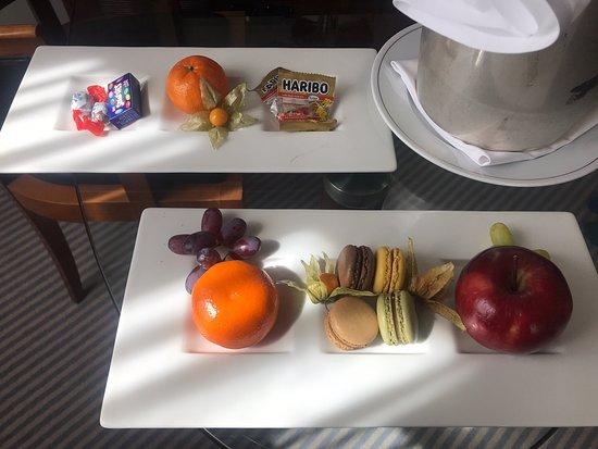 Perfekter Geburtstag in einem perfekten Hotel