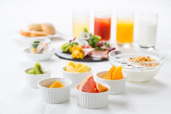 朝食 和洋ブッフェ一例 Breakfast example