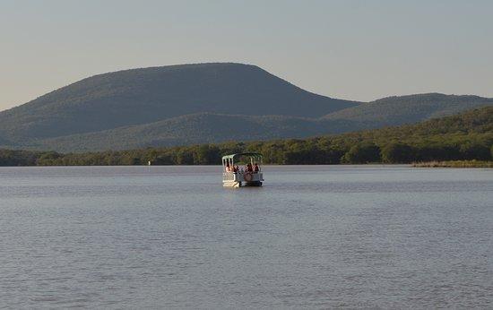 Boat Cruise on Notwane River