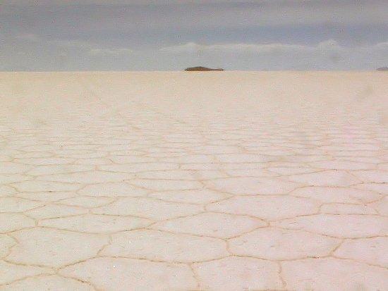 'Out of this world' views on Salar de Uyuni