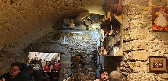 Restaurant Chez Grand Mere: la salle