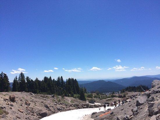 Oregon's Mt. Hood Territory 사진