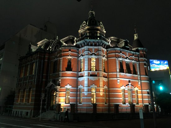Fukuoka Akarenga Cultural Center: 赤煉瓦文化館