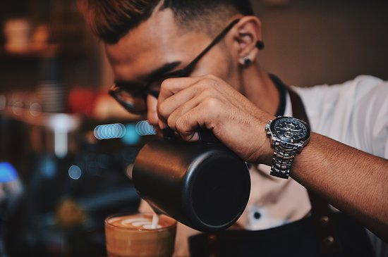 Jack's - Gourmet Coffee & Food: Our Barista experts are passionate about creating the best coffee every day, every time.