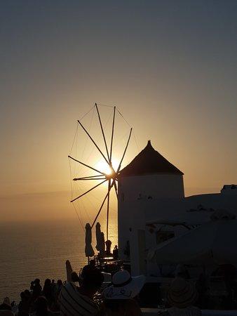 Santorini, Hy Lạp: Sunset in Oia