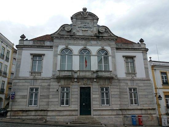 Edificio da Agencia do Banco de Portugal