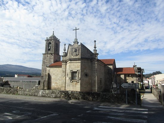 Igrexa de Santa Maria de Caldas de Reis