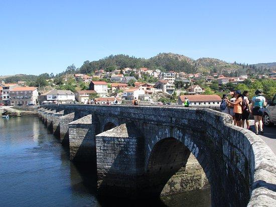 Ponte Medieval de Pontesampaio