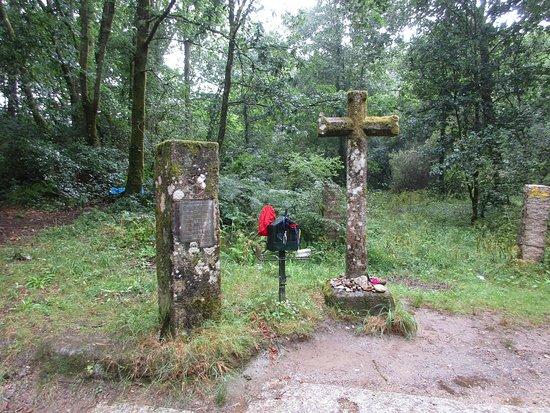 Cruz de San Telmo