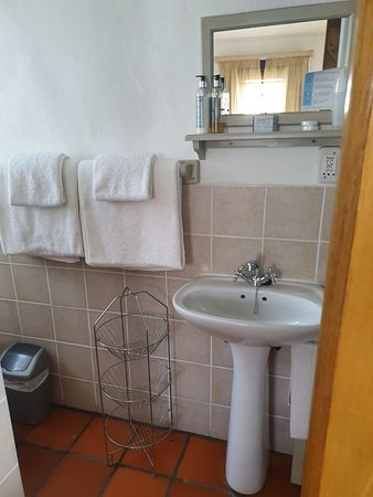 2nd bathroom, The villa