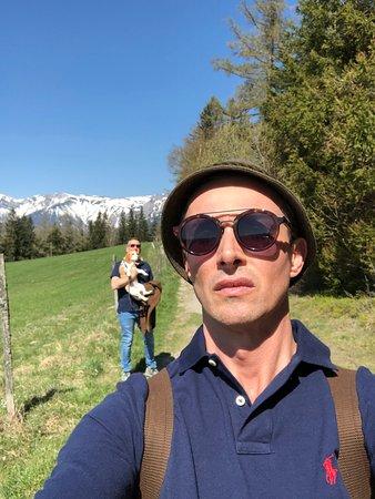 Breitenstein am Semmering, Österreich: Frohe Ostern