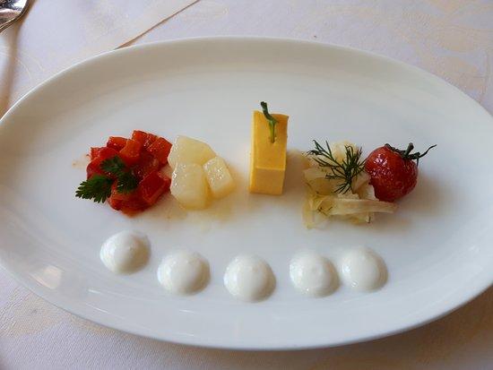 Gruß aus der Küche - Bild von Restaurant Fallert ...