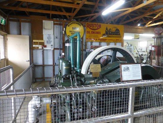 museum machinery