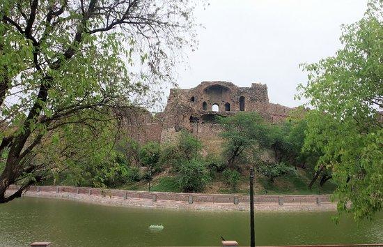 Purana Qila Baoli
