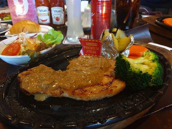 Pork Sirloin