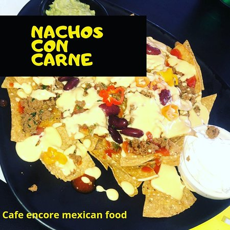 Cafe Encore: Mexicain food