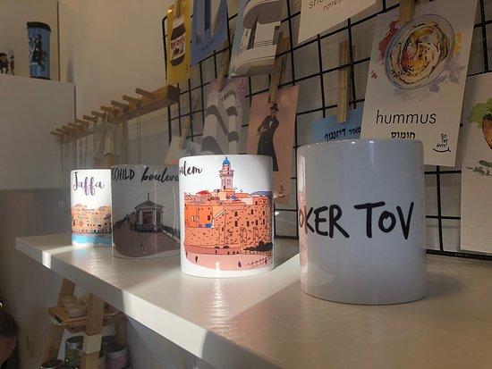 So Tel Aviv souvenir shop: Тель Авив