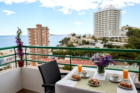 Sonrisa Apartments: Superior Apartment with Balcony and Sea View