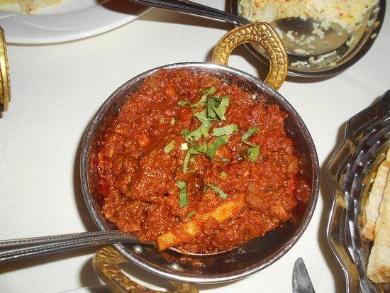 - Chicken Tikka Masala