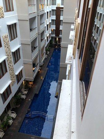 The Sun Hotel & Spa: Swimming Pool