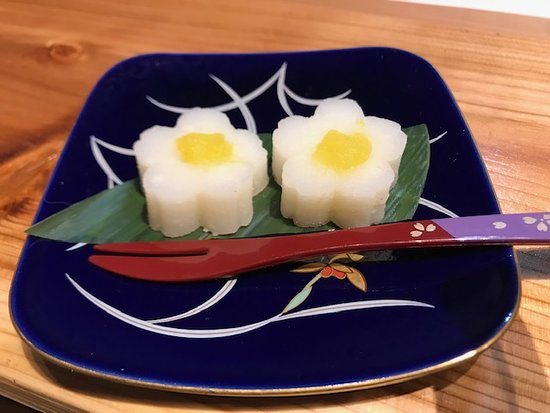 Daitokuzi Sushicho: デザート