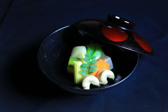 Daitokuzi Sushicho: 炊き合わせ