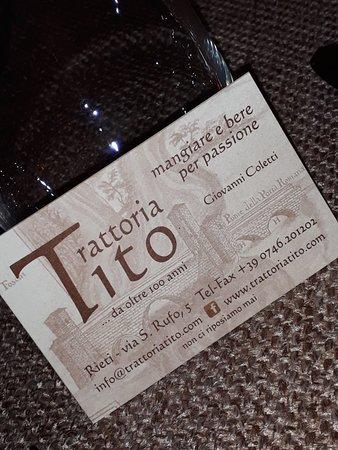 Trattoria Tito 사진