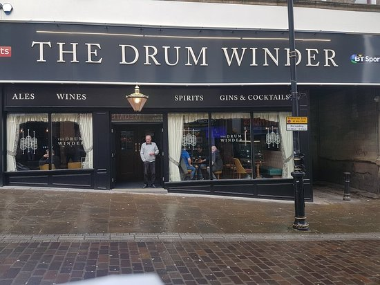 The Drum Winder