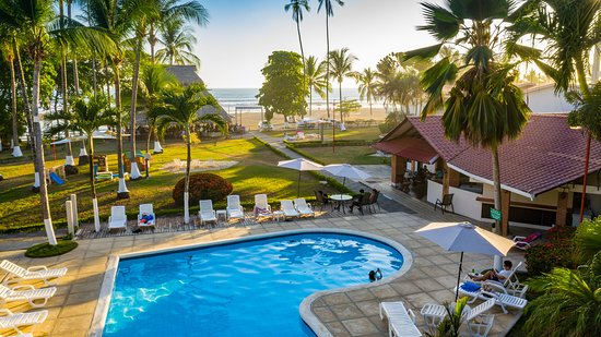 Tangeri Hotel, hoteles en Jaco