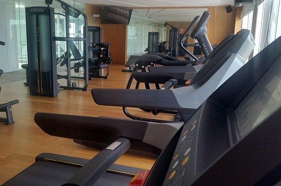 Men's Fitness Center