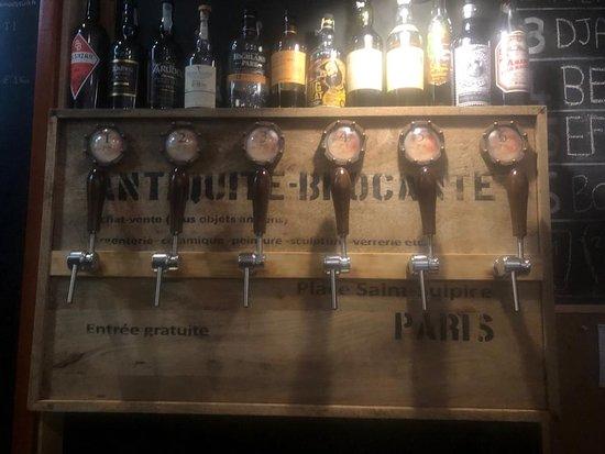 Casciago, Italy: Le birre