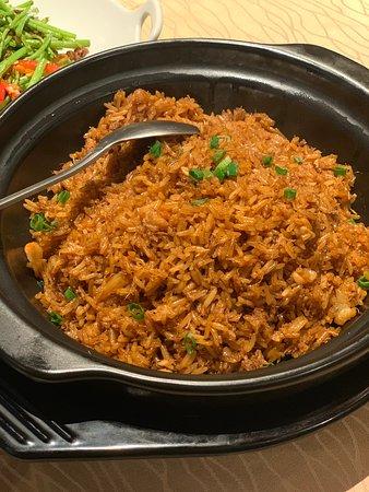 Bingsheng Pinwei Restaurant (Tianhe): House specialty fried rice